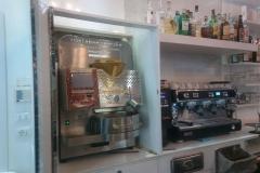 Tostatrice per caffe da banco tostabar genius k1 su retrobanco
