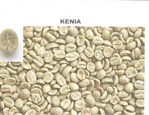 kenia washed arabica aaa